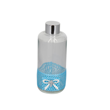 Oil Holy Water Bottle Blue