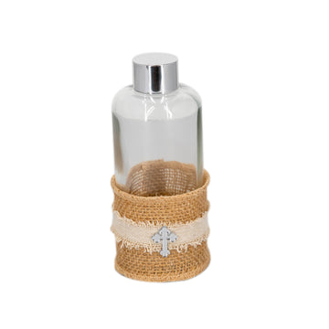 Oil Holy Water Bottle Heshian Ribbon