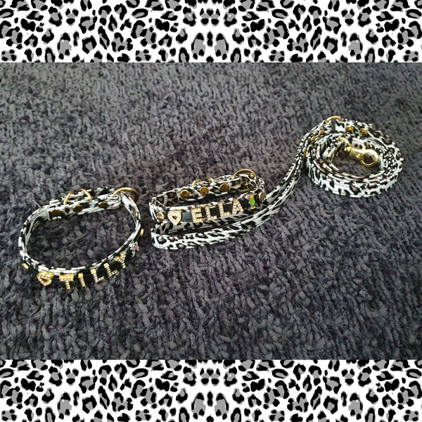 Snow Leopard Collar