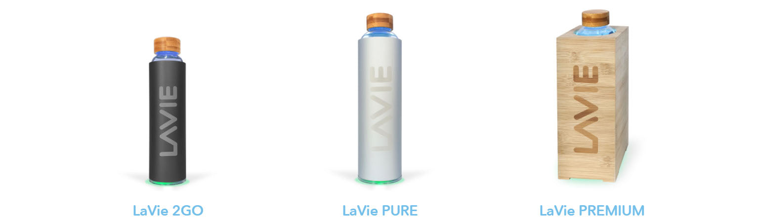 Purificateurs d'eau LaVie