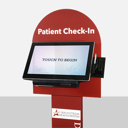 We can create a custom kiosk just for your project.