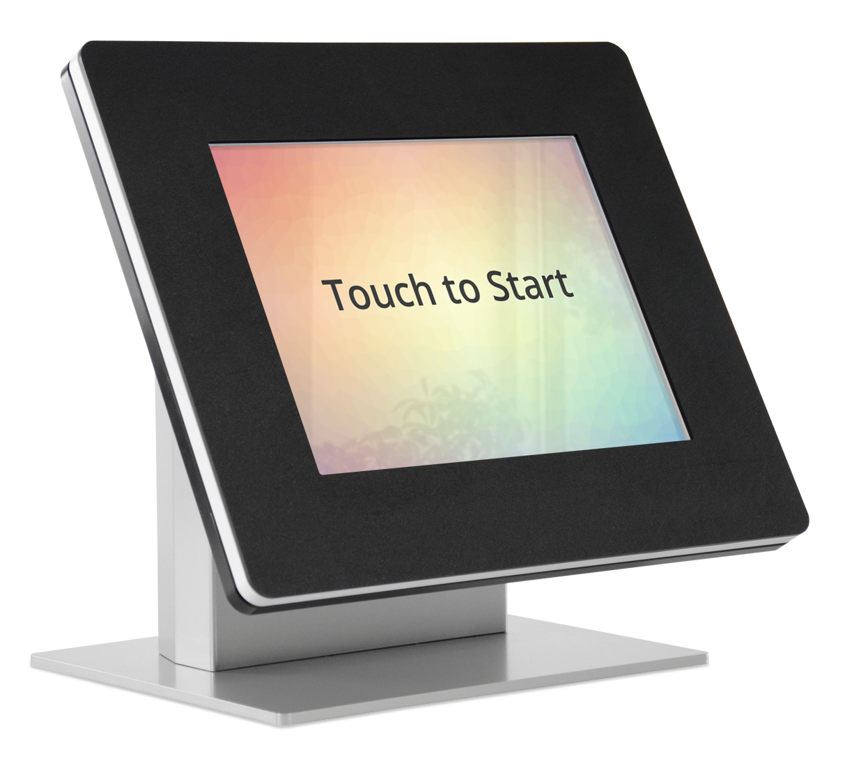 Use a kiosk to capture contact information.