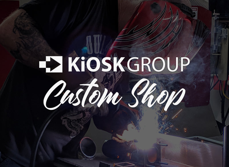 Kiosk Group Custom Shop