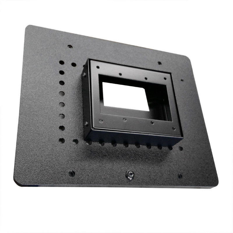 Wall Mount Android Tablet Enclosure For Digital Signage