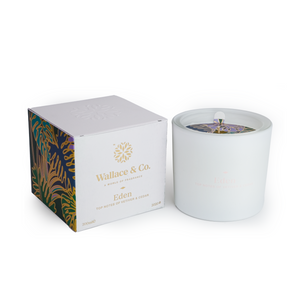 Vetiver & Cedar - 200ml Scented Candle