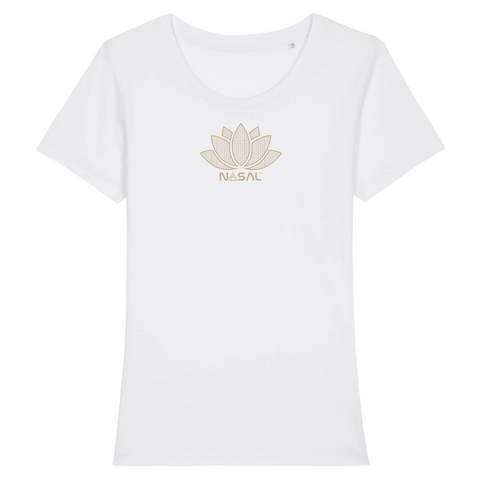 Women´s Geo Lotus (gold small logo)