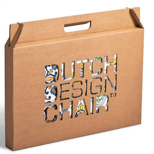 Dutch Design Brand | Chair Tegel-look keuze uit 2 designs