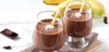 Seamoss sea moss gel chocolate smoothie recipe