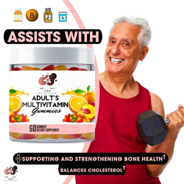 Adult multivitamin devoted to your overall health and helps cure coughs and the common cold sea moss jamaican seamoss gel dr sebi elderberry gummy probiotic biotin gummies gold organic raw wildcrafted vegan st lucia seamoss Ashwagandha