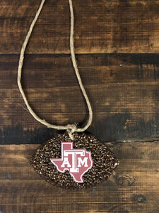 Texas A&M Football Car Freshie | Choose Scent