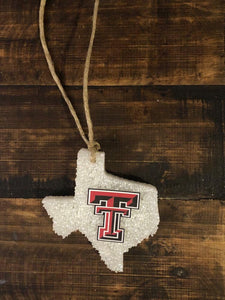Texas Tech TX Car Freshie | Choose Scent