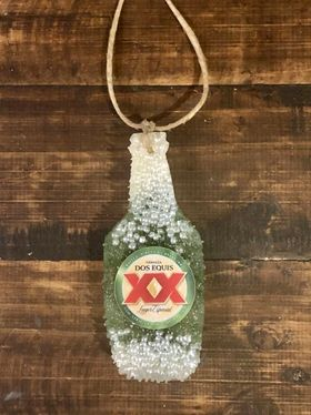 Dos Equis Car Freshie | Choose Scent