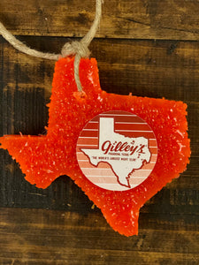 GILLEY'S TEXAS Car Freshie | Choose Scent