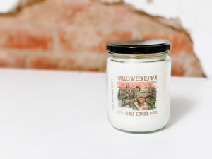 2020 HOLIDAY COLLECTION | HALLOWEENTOWN | HALLOWEEN NOVELTY CANDLE