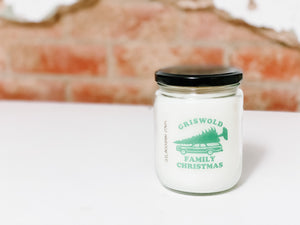 2020 HOLIDAY COLLECTION | GRISWALD FAMILY CHRISTMAS | CHRISTMAS NOVELTY CANDLE