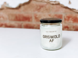 2020 HOLIDAY COLLECTION | GRISWALD AF  | CHRISTMAS NOVELTY CANDLE