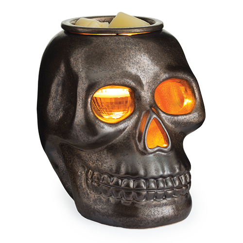 Skull Illumination Wax Warmer