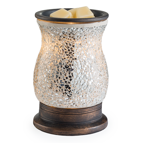 Reflection Glass Illumination Wax Warmer