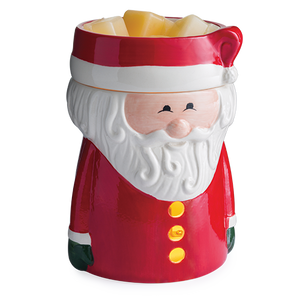 Santa Claus Illumination Wax Warmer