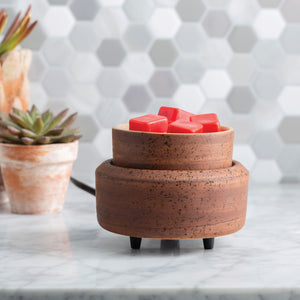 Tuscany 2-In-1 Wax Warmer