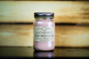 Vintage 16 oz Mason Jar Candle - MANY SCENT OPTIONS! - Waco Handcrafted