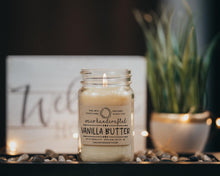 Load image into Gallery viewer, Vintage 16 oz Mason Jar Candle - MANY SCENT OPTIONS! - Waco Handcrafted