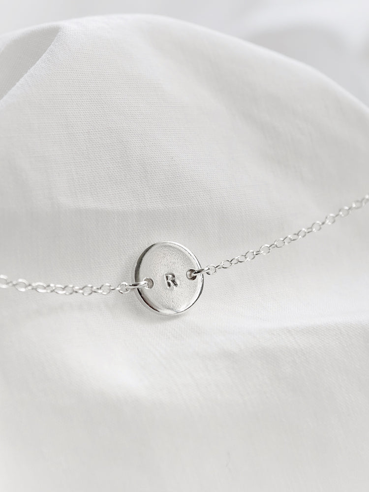 Load image into Gallery viewer, Chloe Mini Bracelet — Sterling Silver