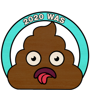 2020 Was A Boo Christmas Ornament