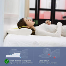 Load image into Gallery viewer, WealthSleep™ Contoured Cervical Orthopedic Pillow
