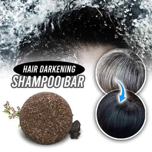 NewTopDeal™ - Hair Darkening Shampoo Bar