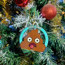 Load image into Gallery viewer, 2020 Was A Boo Christmas Ornament