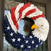 Load image into Gallery viewer, American Eagle Wreath