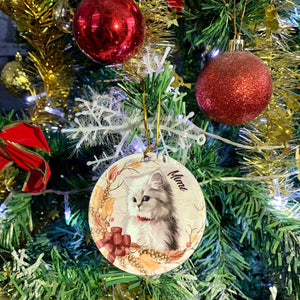 Mimi Cat Ornament