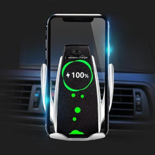 Load image into Gallery viewer, iQi™ Automatic Clamping Wireless Car Charger (NEW 2020)