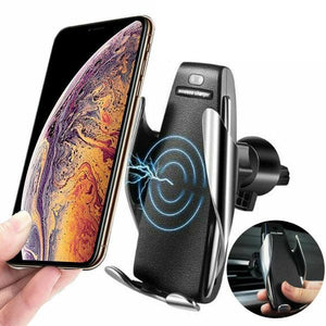 iQi™ Automatic Clamping Wireless Car Charger (NEW 2020)