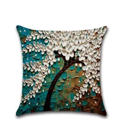 Vintage Style Decorative Pillow Cover