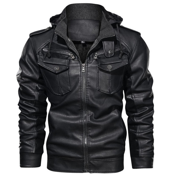 Bonds Leather Jacket