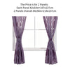 Jacquard Window curtain