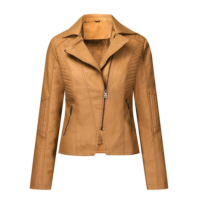 Ita Leather Jacket