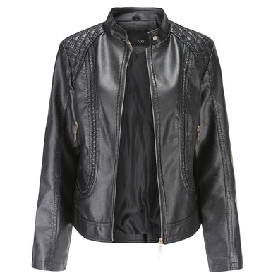 Veronica Leather Jacket