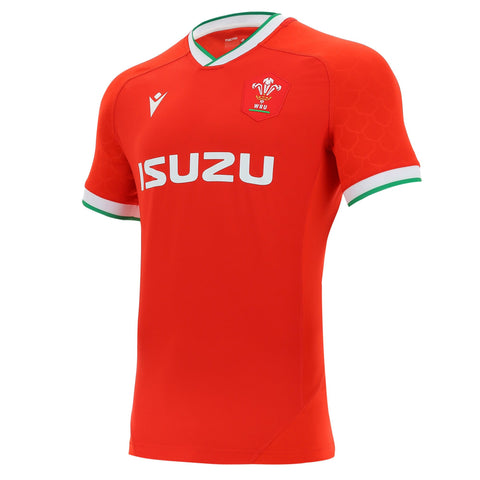Wales 2020 Autumn Nations Cup Jersey