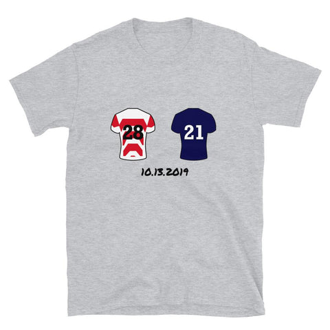 Japan v Scotland Tee - Rugby Shirtee