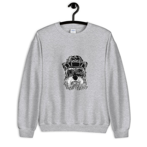 Schnauzer Rugby Dog Sweater