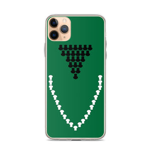 Haka vs. V iPhone Case