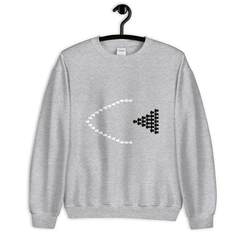 Haka vs. V Sweater - Rugby Shirtee