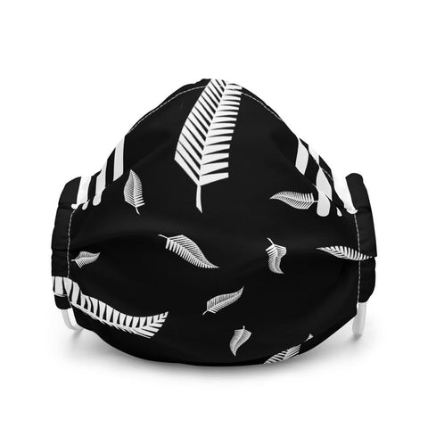 All Blacks Mask - Rugby Shirtee