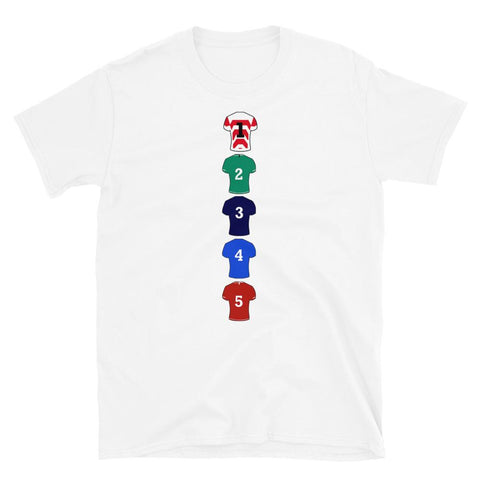Pool A Tee - Rugby Shirtee