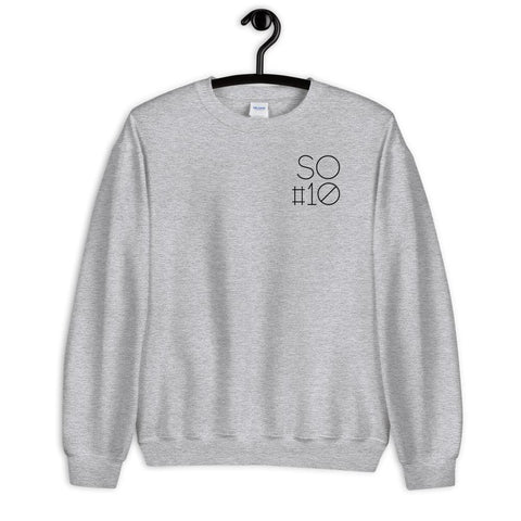 SO#10 Sweater - Rugby Shirtee