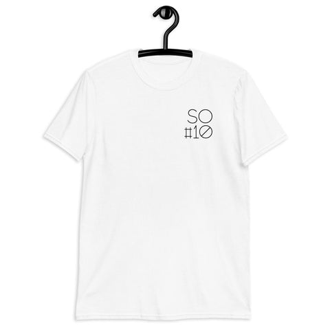 SO#10 Tee - Rugby Shirtee