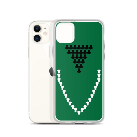 Haka vs. V iPhone Case - Rugby Shirtee